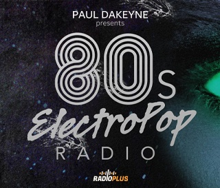 80s Electro Pop Radio Show with Dj Paul Dakeyne